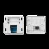 FALCON Classic Control vezetékes digitális szobatermosztát fűtéshez vagy hűtéshez (3A)