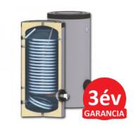 SUNSYSTEM SWP N 200 indirekt használati meleg víz tartály hőszivattyúhoz (200 liter) - 1 hőcserélővel