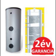 Centrometal DSFF/E 400 indirekt meleg víz tartály 2 hőcserélővel