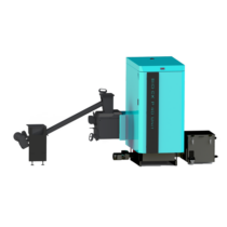 Centrometal BIO-CKP UNIT 100 kW apríték és vegyes tüzelésű kazán