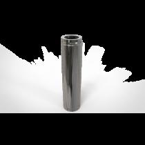 INOXTERM – PELETERM 130/180mm 1 méteres hosszelem rögzítőbilinccsel