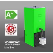 KOSTRZEWA MINI BIO 20 kW pellet kazán