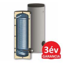 SUNSYSTEM SWP NL 400 indirekt használati meleg víz tartály hőszivattyúhoz (400 liter) - 1 hőcserélővel