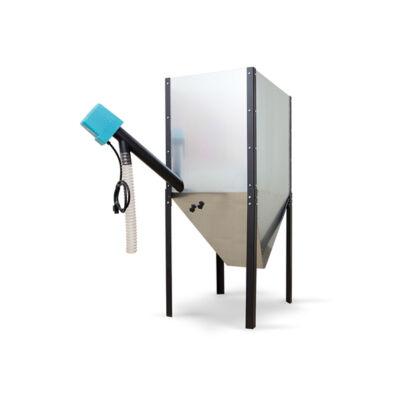 Centrometal CPSP-H 370 literes pellet tartály pellet kitároló csigával
