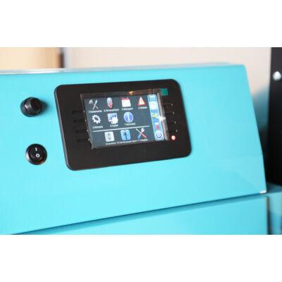 Centrometal CPREG-Touch érintőképernyős grafikus égőfej vezérlés