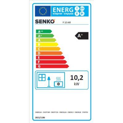 Energia cimke - SENKO P 10 AIR