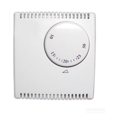 alapfelszereltségű - vezetékes szoba hőmérséklet érzékelő és szabályzó
