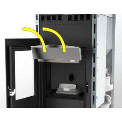 CentroPelet Z14 szerszámok nélkül szétszedhető