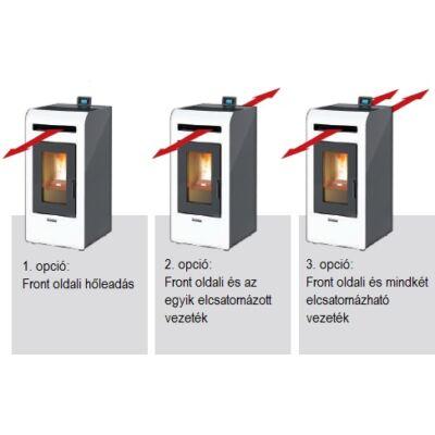 CentroPelet Z14C könnyen tisztítható hőcserélők