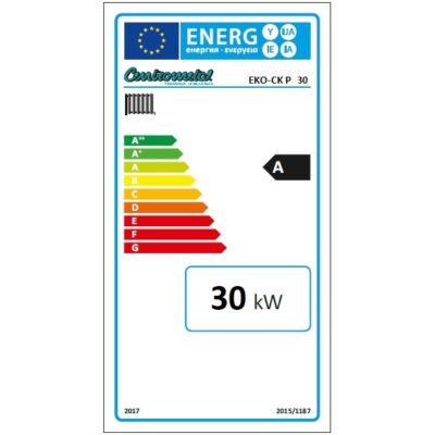 Centrometal EKO-CK P energia cimke