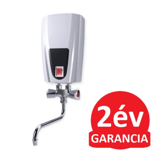 ELDOM E51 konyhai elektromos átfolyós vízmelegítő (5 kW)
