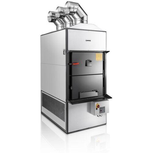 FABBRI F240 vegyes tüzelésű meleg levegős kazán (278,4 kW)