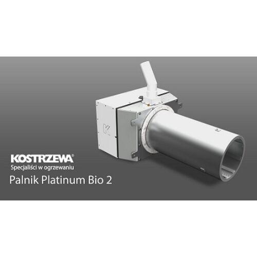KOSTRZEWA Platinum Bio 2 LITE 50 (55 kW) pellet égőfej