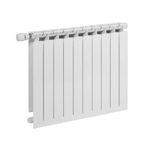 Lipovica Solar 600/80 alumínium 2 tagos öntvény radiátor