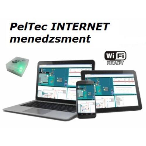 Centrometal PelTec és BioTec Plus internetes távkapcsolat modul (Cm WiFi Box)