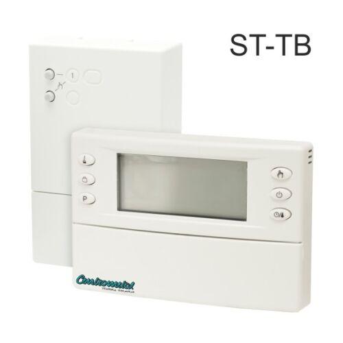 Centrometal ST-TB vezetéknélküli digitális szoba termosztát (ESBE TPW 214 - vevő egység ESBE TWR 911)