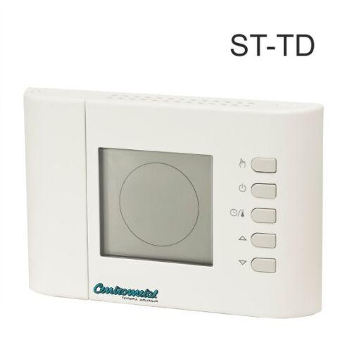 Centrometal ST-TD digitális szoba termosztát (ESBE TPW 114)