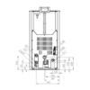 RUBYNOR ONYX HYDRO 18 és 24 kW csatlakozások