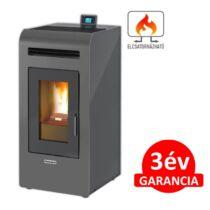 Centrometal CentroPelet Z16C elcsatornázható meleglevegős pelletkályha (szürke)