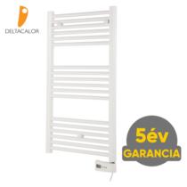 Deltacalor Electro 500 Watt elektromos törölközőszárítós radiátor (fehér - 500 mm)