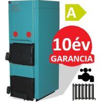 Centrometal EKO-CKB P 20 kW - vegyes tüzelésű kazán beépített INOX HMV tartállyal