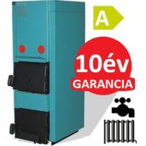 Centrometal EKO-CKB P 30 kW - vegyes tüzelésű kazán beépített INOX HMV tartállyal