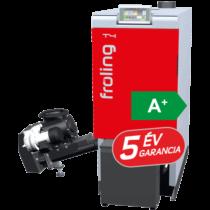 Fröling T4 30 kW apríték kazán