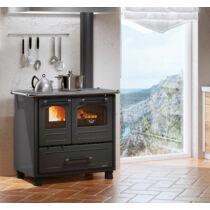 La Nordica FAMILY 4.5 fatüzelésű tűzhely (7,5 kW)