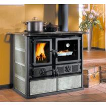 La Nordica ROSA 4.0 PETRA fatüzelésű tűzhely (8,4 kW)