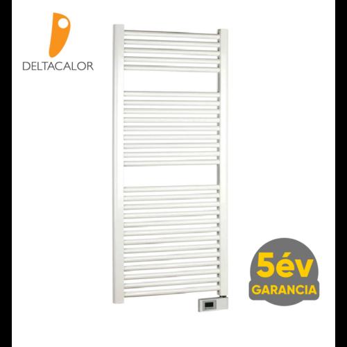 Deltacalor Electro 750 Watt XL elektromos törölközőszárítós radiátor (fehér - 600 mm)