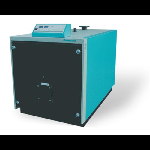 Centrometal EKO-CUP 400kW gáz- és olajkazán test