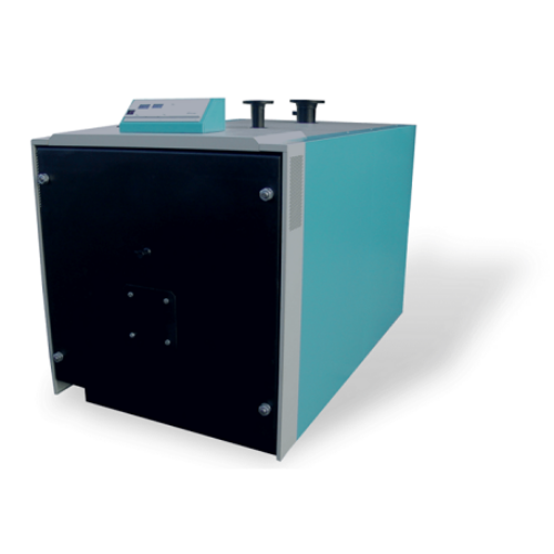 Centrometal EKO-CUP 1000 kW gáz- és olajkazán test