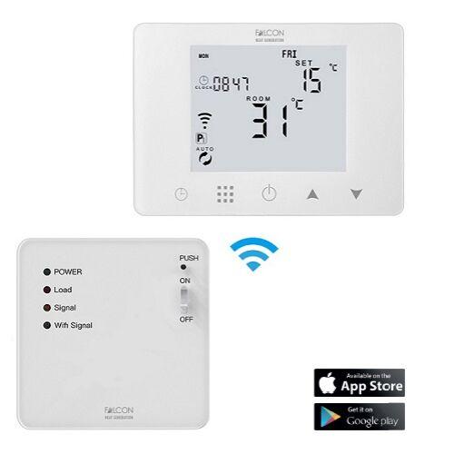 FALCON RF-WIFI Control vezeték nélküli termosztát (iOS / Android)