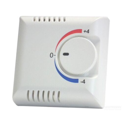 KOSTRZEWA kazán - vezetékes szoba hőmérséklet korrektor