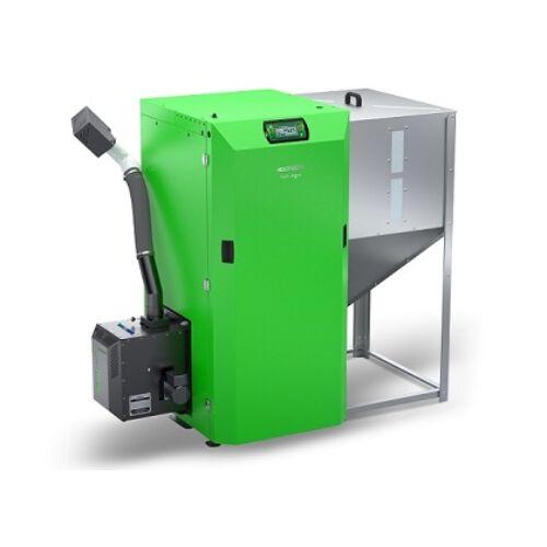 KOSTRZEWA Twin Agro 32 kW agri pellet tüzelésű kazán