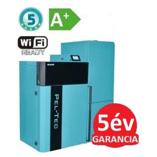 Centrometal PelTec 36 kW pellet tüzelésű kazán