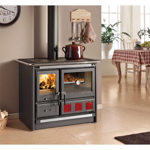 La Nordica ROSA XXL fatüzelésű tűzhely (8,5 kW)