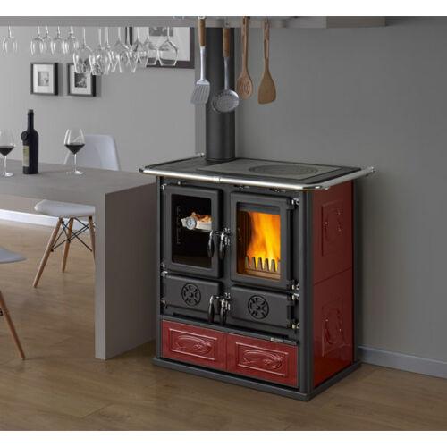 La Nordica ROSETTA SINISTRA BII fatüzelésű tűzhely (7,3 kW)